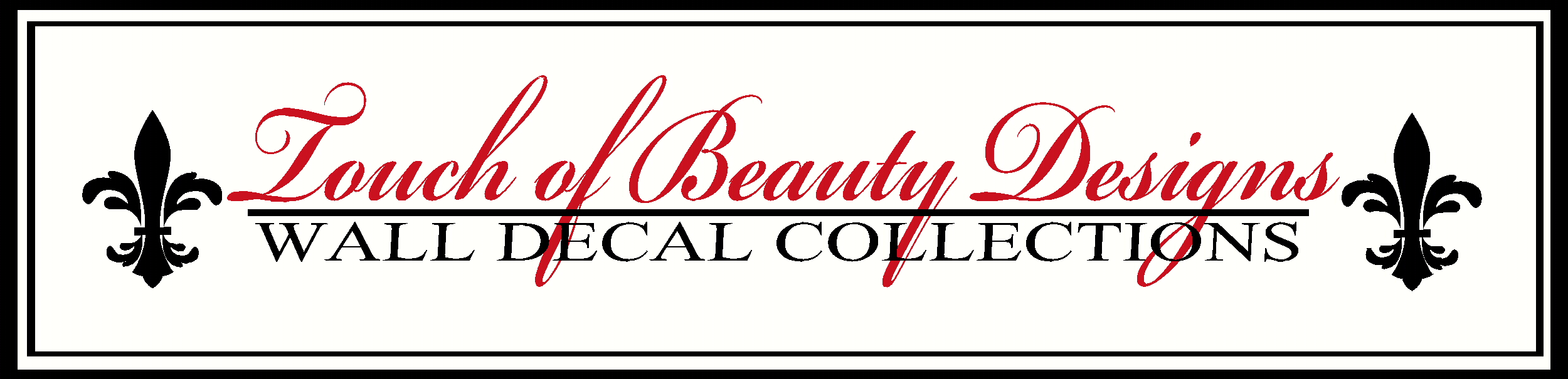 Touch of Beauty Designs Custom Wall Decals